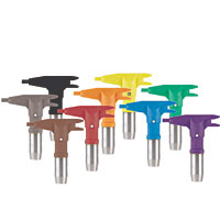 ASM Uni-Tip Universal Reversible Spray Tips & Tip Guards